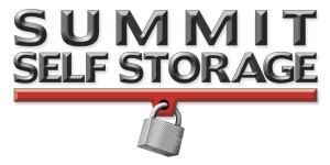Summit self storage logo